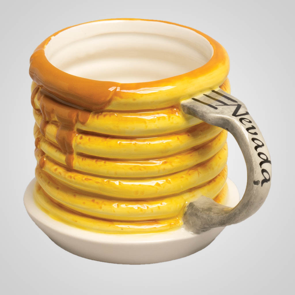 19552PP - Pancake Stack Mug, Name-Drop