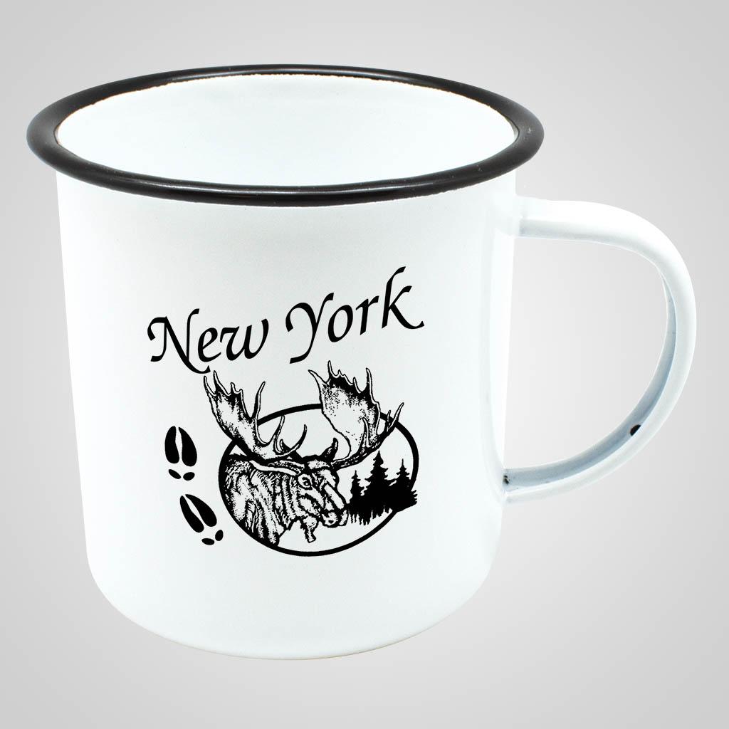 19563PP - Enamelware Mug - 1 Color Print