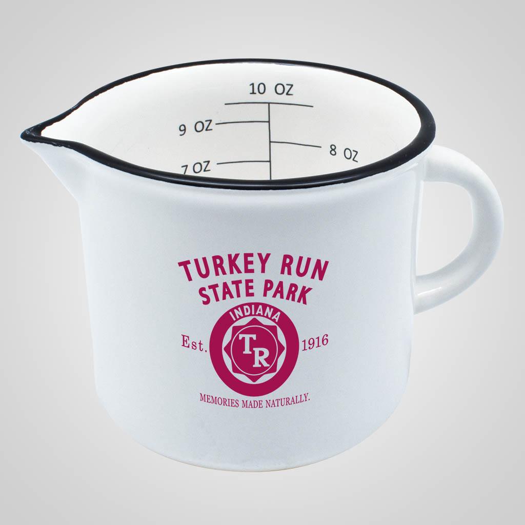 19564PP - Enamelware Measuring Cup