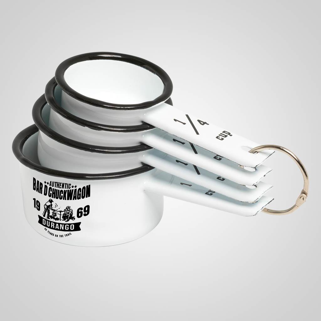 19567PP - Enamelware Measuring Cups