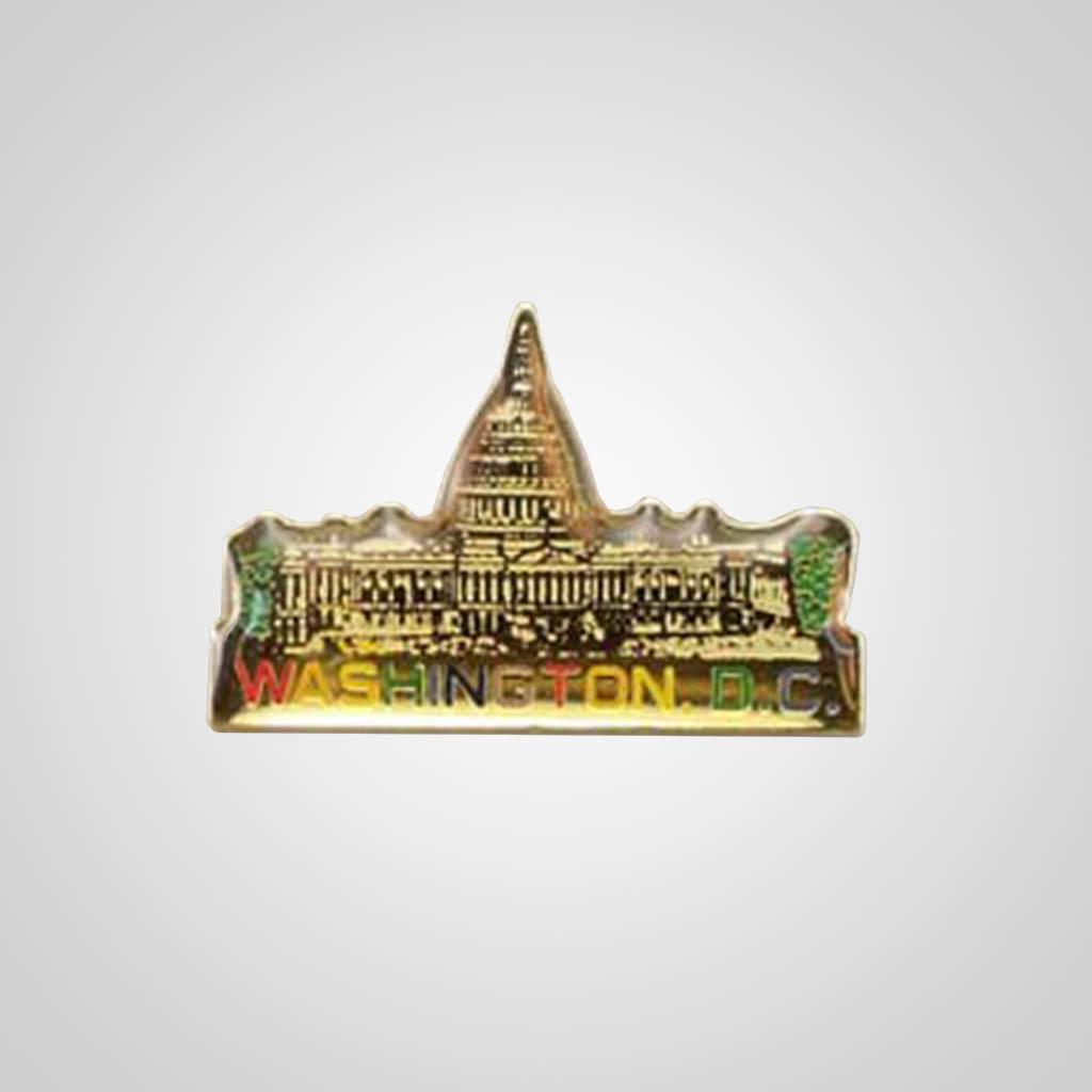 20329DC - Lapel/Hat Pin, DC Capitol