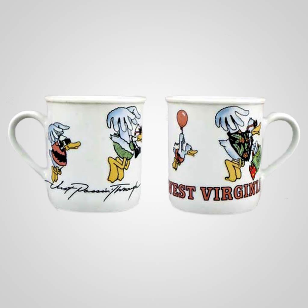 20337WV - West Virginia Comic Ducks Mug