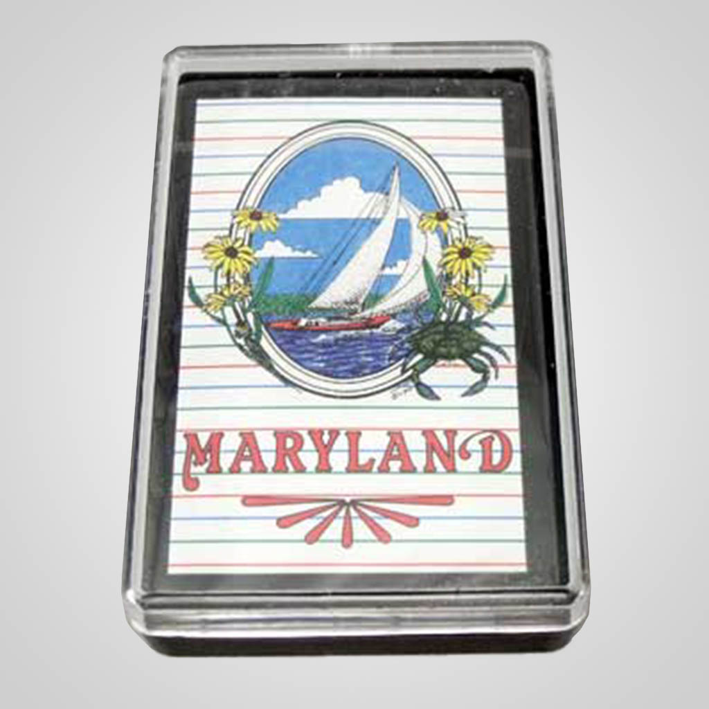 20426MD - Playing Cards, Maryland