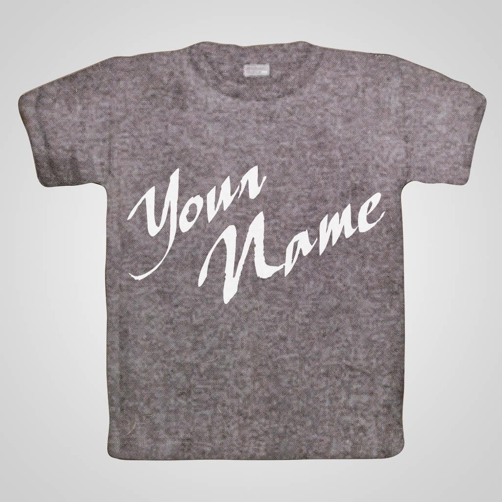40049 - T-Shirt Magnet, Name-Drop