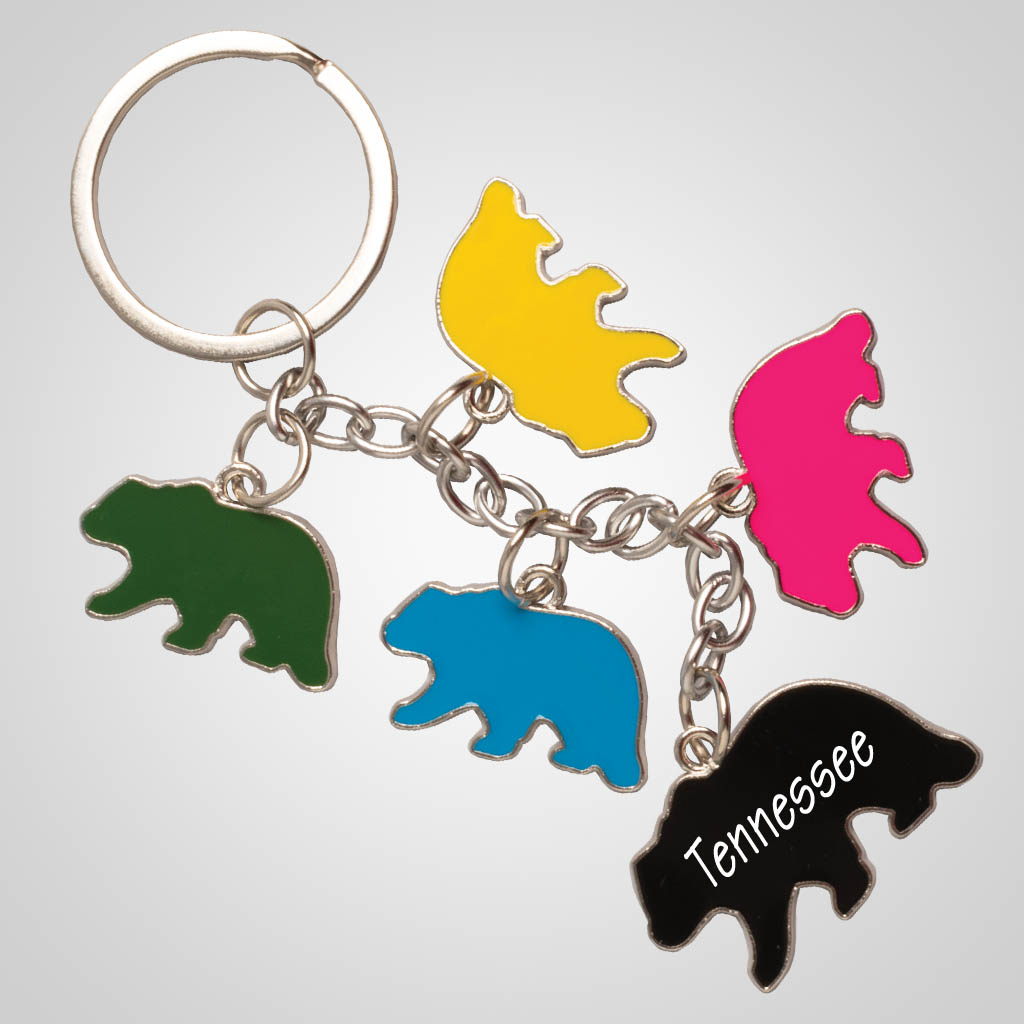 40077 - Bear Dangle Key Chain