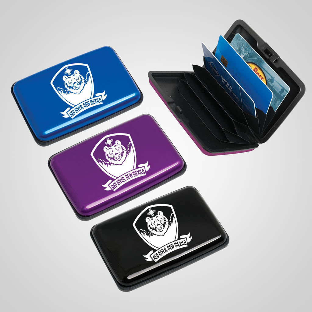 40150JP - Card Case Wallet, 1 Color