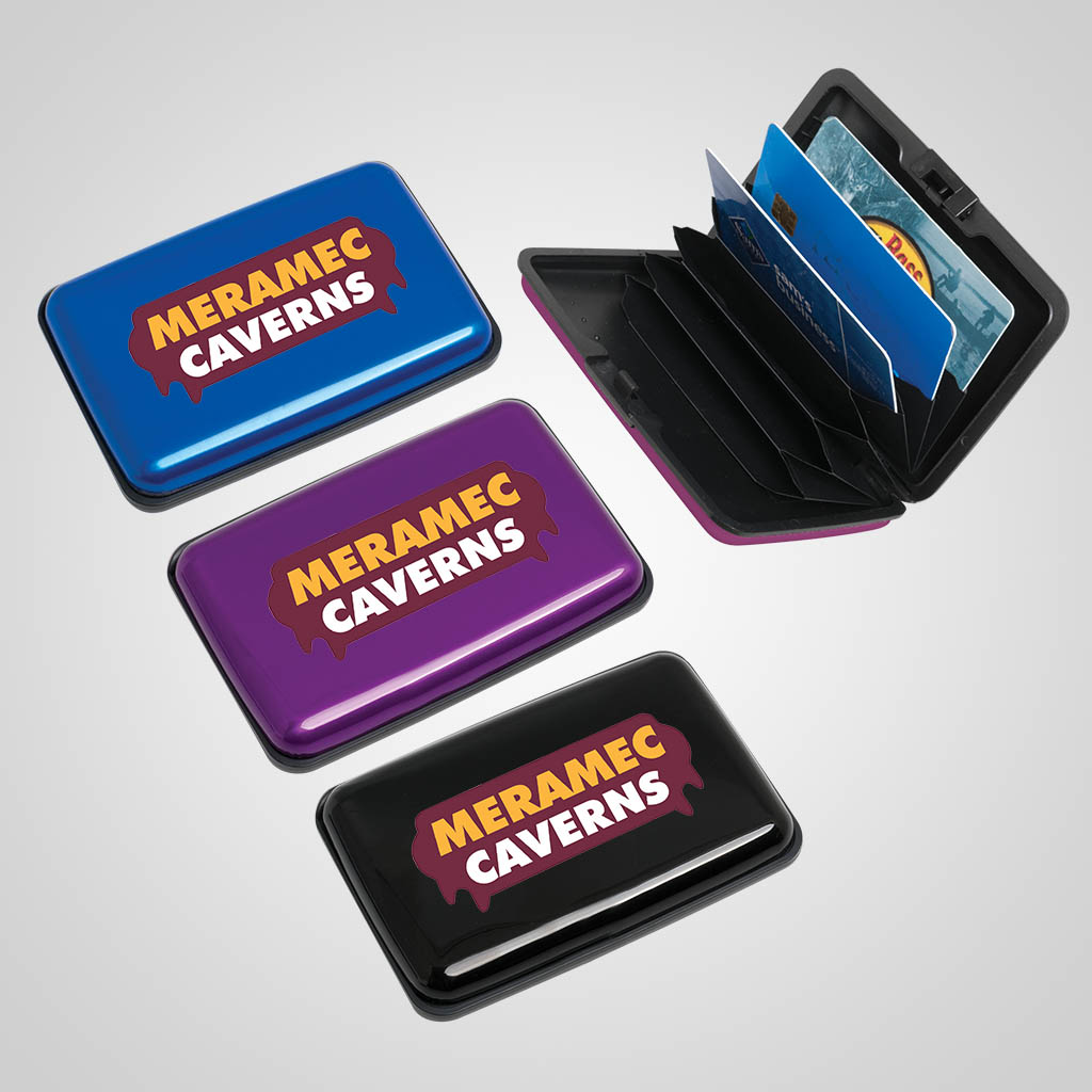 40150JPM - Card Case Wallet, Multi-Color