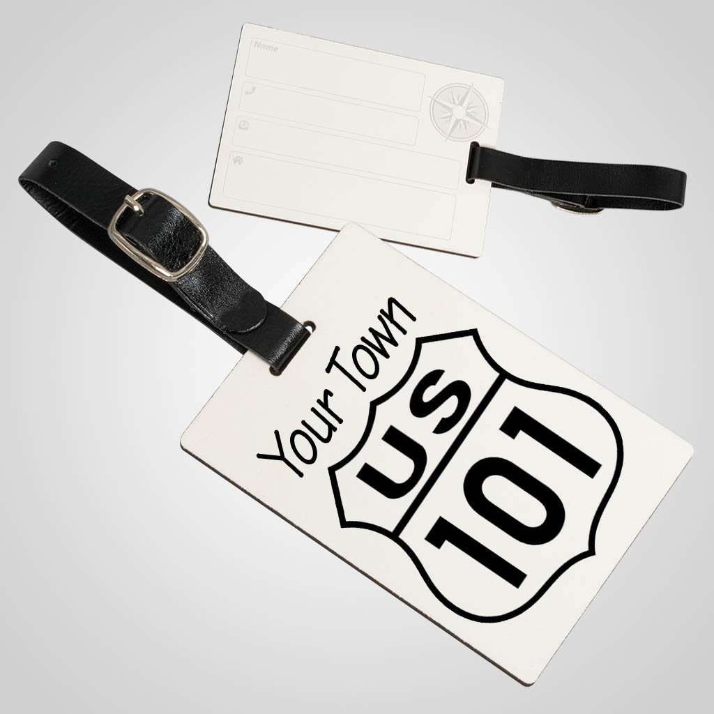 40162JP - Luggage Tag, 1 Color