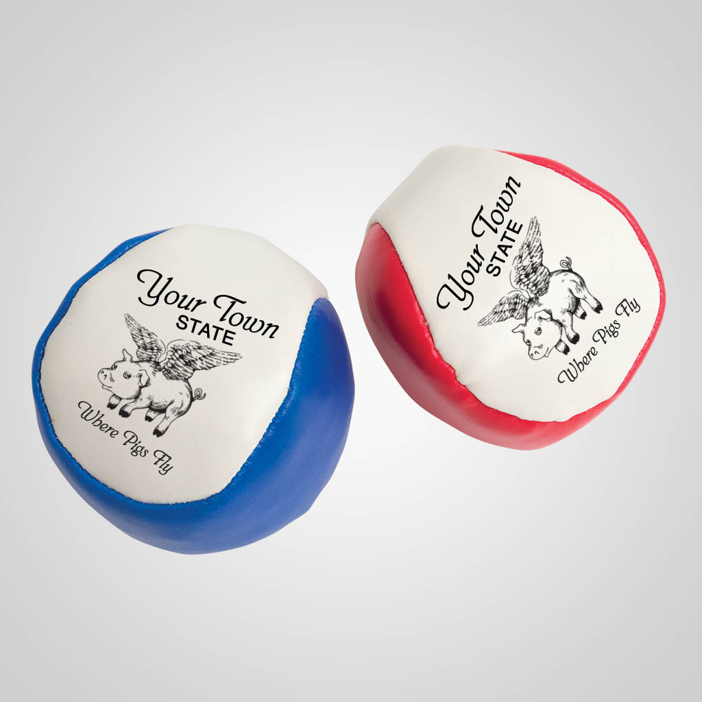 40165JP - Kick Ball, 1 Color Print