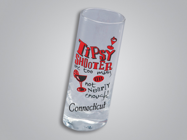 55293CT - Tipsy Shooter, Connecticut