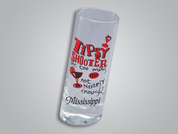 55293MS - Tipsy Shooter, Mississippi