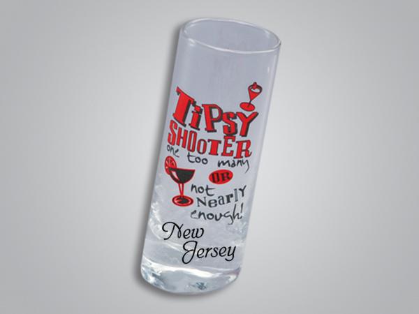 55293NJ - Tipsy Shooter, New Jersey