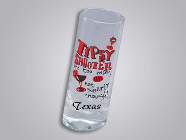55293TX - Tipsy Shooter, Texas