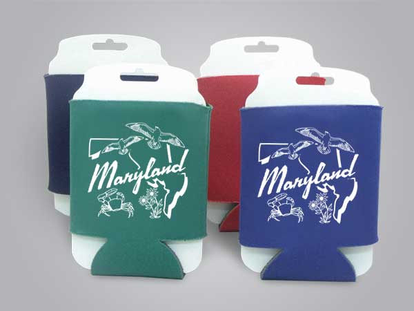 57145MD - Folding Can Cooler, Maryland