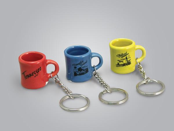 57903NC - Mini Mug Keychain, North Carolina