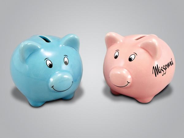 58279VA - Piggy Bank, Virginia