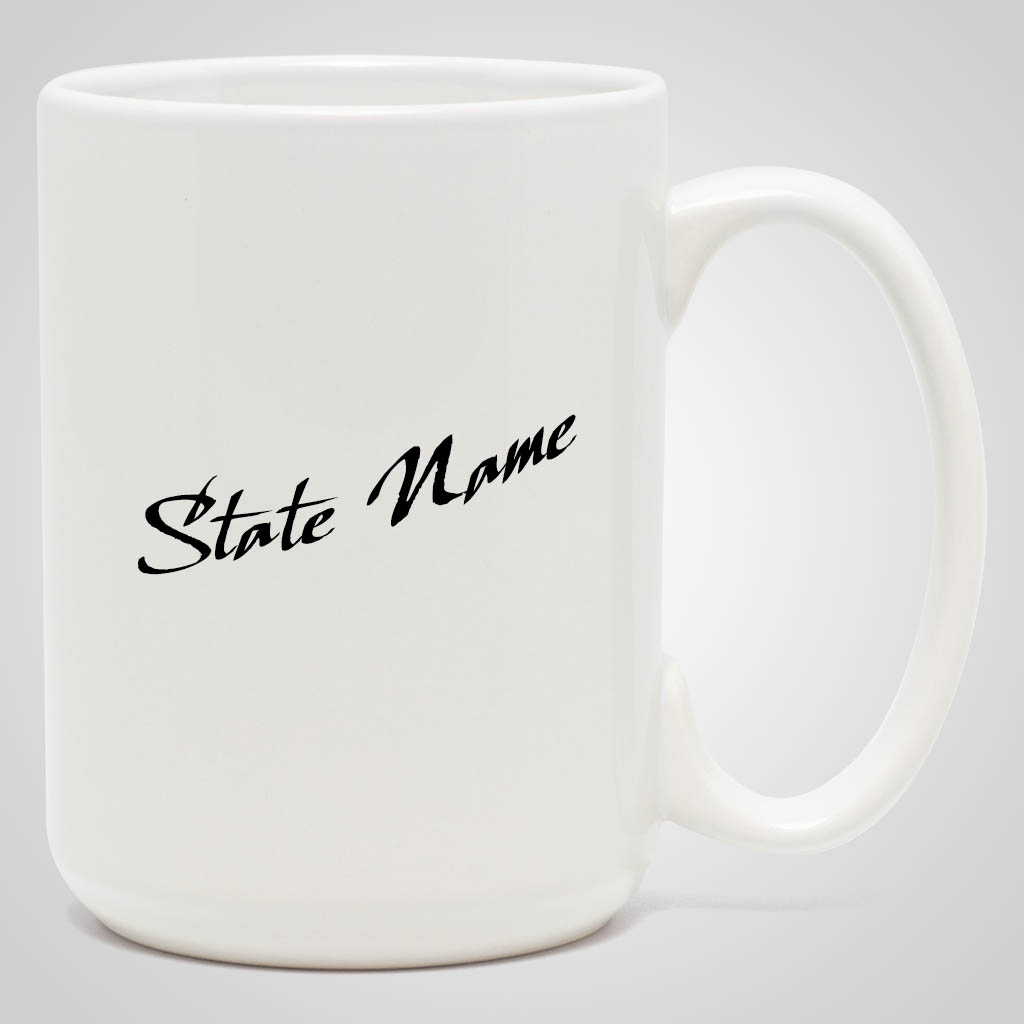 59233MN - 15 Oz Coffee Mug, Minnesota