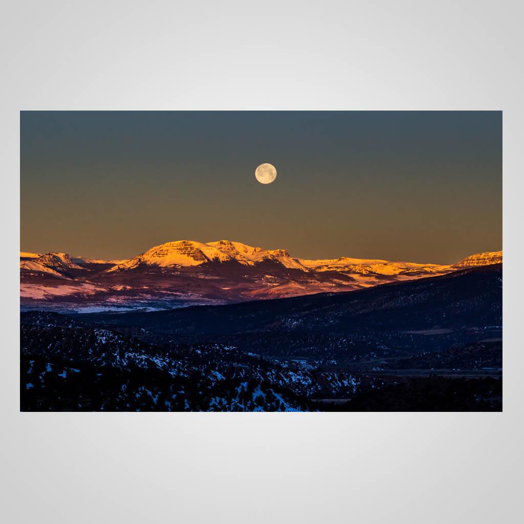 JMS00159 - Mountain Sunset