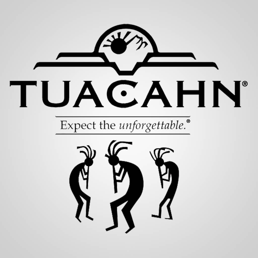 JPC13683 - Tuacahn Logo w/tag line custom design