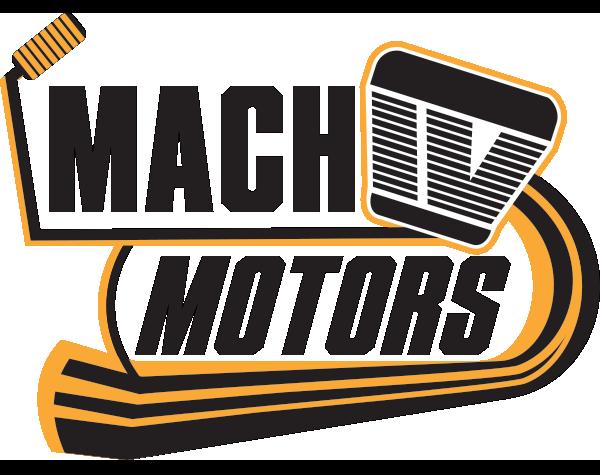 Mach IV Motor Logo