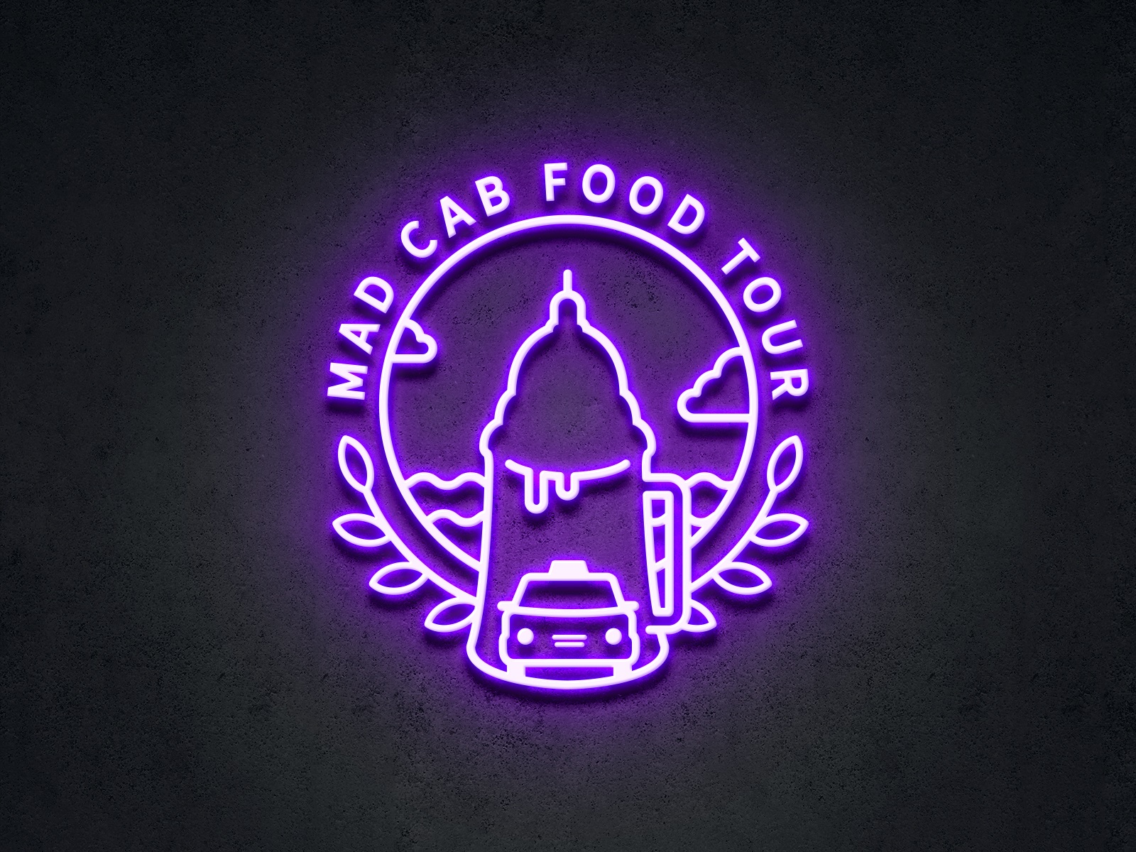 Logo updated neon