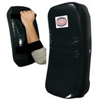 Combat Sports Vinyl Curved Thai Pads