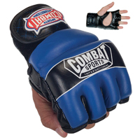 Combat Sports MMA Hybrid Fight Gloves