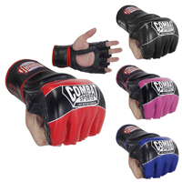 CSI Synthetic Leather Pro-Style Grappling Gloves