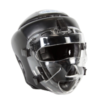 Ringside Full Face Shield Sparring Headgear