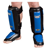Combat Sports Gel Shock Shin-Instep Guards