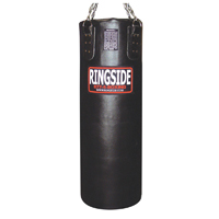 Ringside Leather Heavybag - Soft Filled - 65 lbs