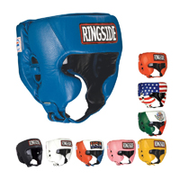 Ringside Competition Headgear - with cheeks
