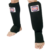 Combat Sports Slip-On Shin Instep Guards