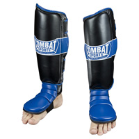 Combat Sports Hybrid Shin-Instep Guards
