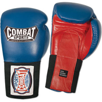 Combat Sports IMF Tech Hook & Loop Sparring Gloves