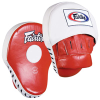 Fairtex Contoured Punch Mitts