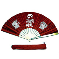 Kung-Fu Fighting Fan
