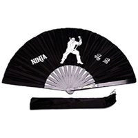 Ninja Fighting Fan