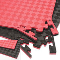 ProForce Deluxe Reversible Floor Mat
