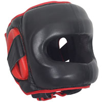 Ringside Deluxe Face Saver Boxing Headgear