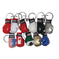 Ringside Miniature Boxing Glove Keyring
