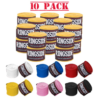 Ringside Mexican Style Handwraps - 10-Pack