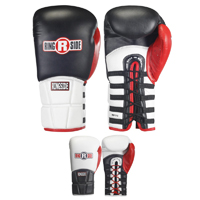 Ringside Pro Style IMF Tech Sparring Gloves (Lace)