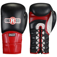 Ringside Safety Sparring Gloves (Lace)