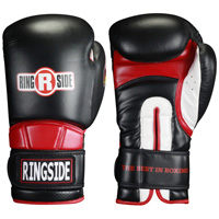 Ringside Safety Sparring Gloves (Hook & Loop)