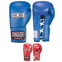 Ringside Competition Safety Gloves (Lace)