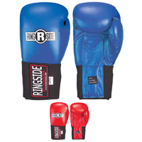 Ringside Competition Safety Gloves (Hook & Loop)