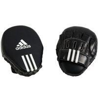 Adidas Focus Mitts - Slim and Curved