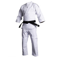 Adidas Jiu-Jitsu Training Gi - 100% Cotton - Single Weave