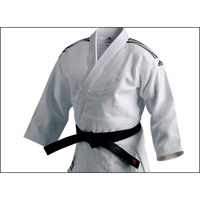 Adidas Judo Elite Gi - 100% Cotton - Double Weave